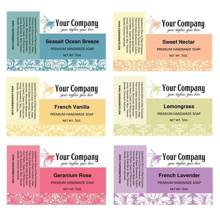 The 25+ best Soap labels ideas on Pinterest | Homemade soap ...