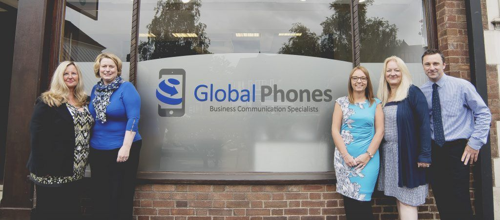 Global Phones | Business Communication Specialist | EE