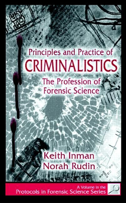 Ethics in Forensic Science: Professional Standards for the ...
