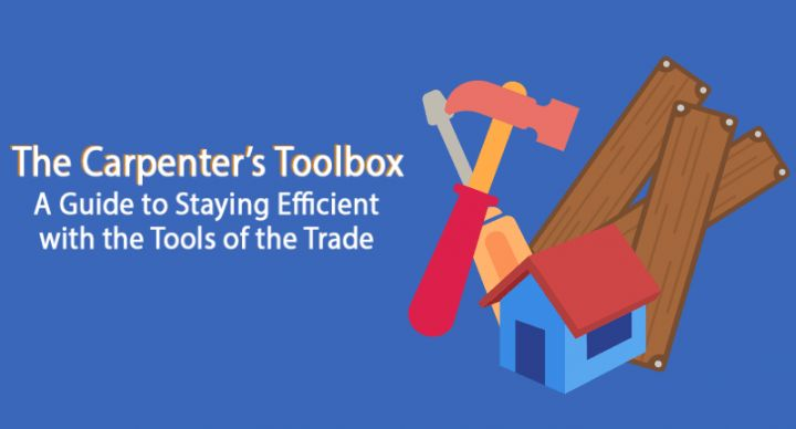 The Carpenter's Toolbox: A Guide to Staying Efficient with the ...