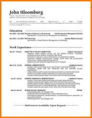 11+ classic resume template | attorney letterheads
