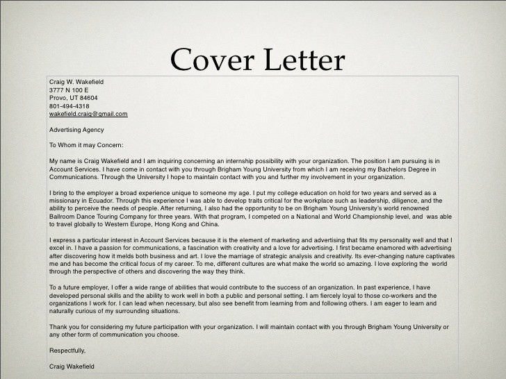 19+ [ Examples Of Cover Letter For Resume ] | Automation Autofill ...