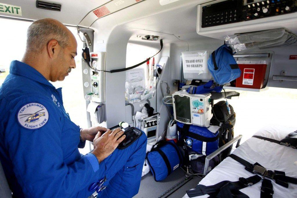 Flight Paramedic Salary and Education Guide