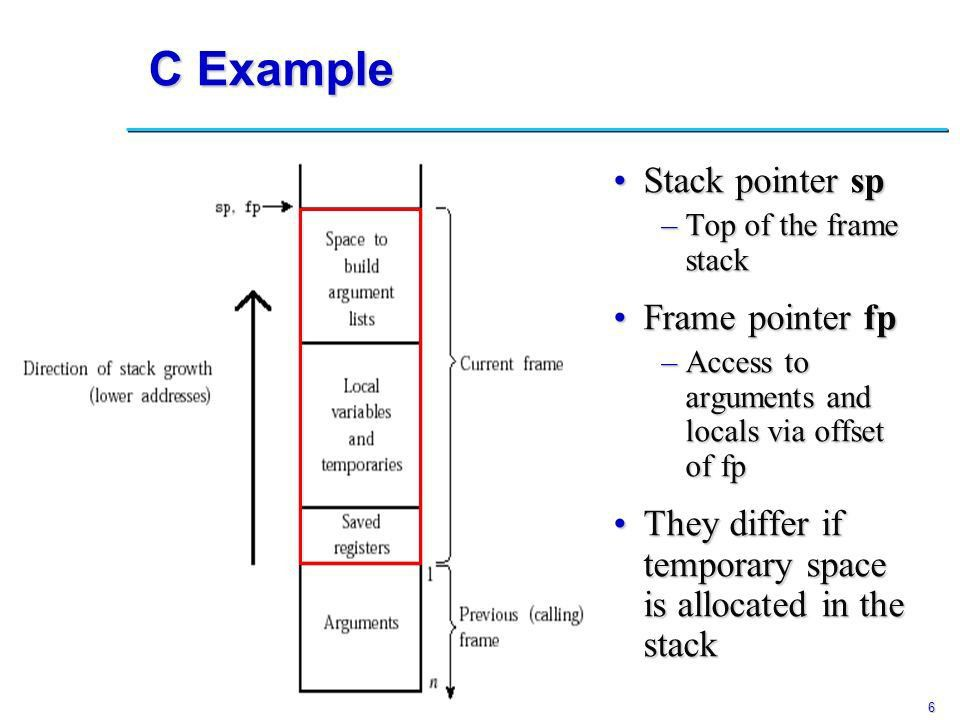 Lecture 19: Control Abstraction (Section ) - ppt download