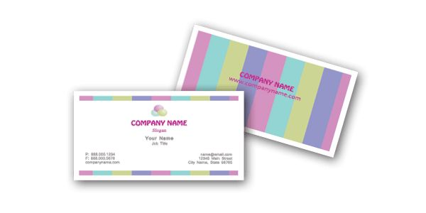FREE Microsoft Word Chic Business Card Templates| Download Now!
