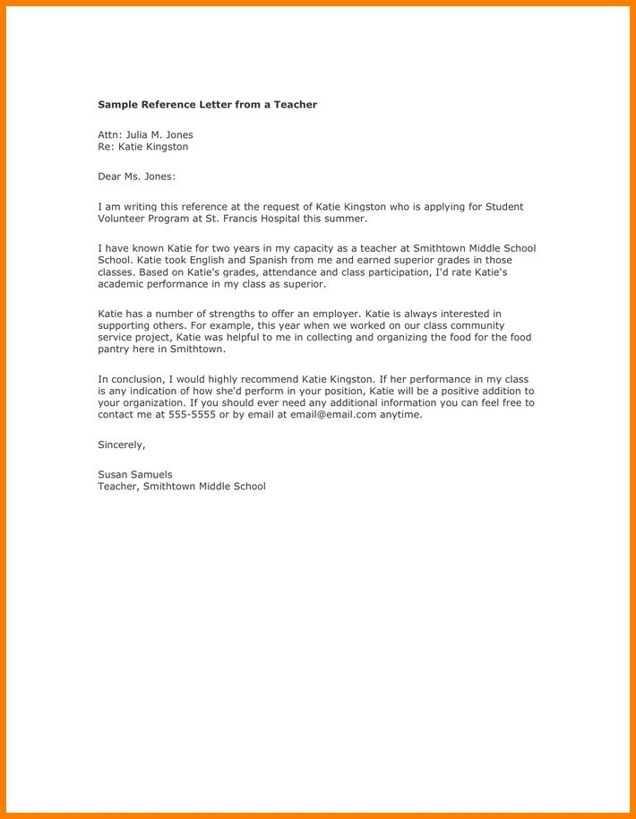 10+ teacher reference letter template | sample of invoice