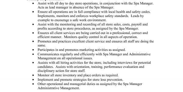 Senior Portfolio Manager Job Description Portfolio Manager ...
