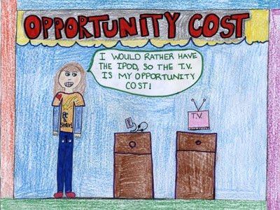 The architect's opportunity cost... are you facing it?
