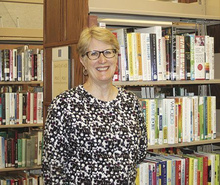 Winterset Librarian Nancy Trask retiring after 12 years ...