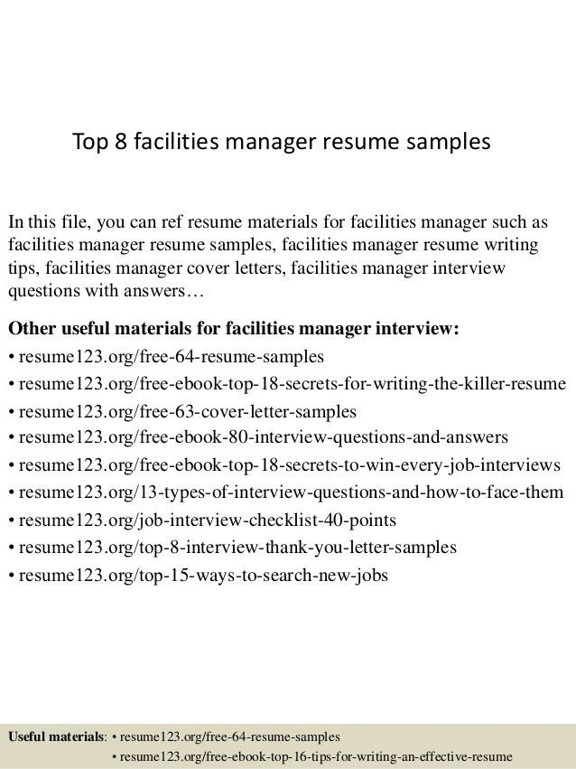 top-8-facilities-manager-resume-samples-1-638.jpg?cb=1429945510