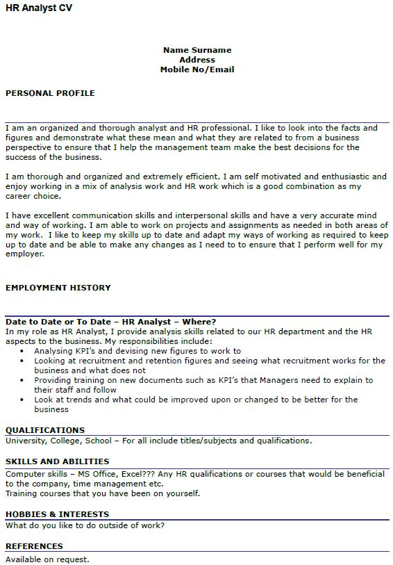 hris resume mutual fund analyst resume manager and compensation ...