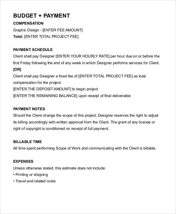 Freelance Contract Templates - 7+ Free Word, PDF Format Download ...