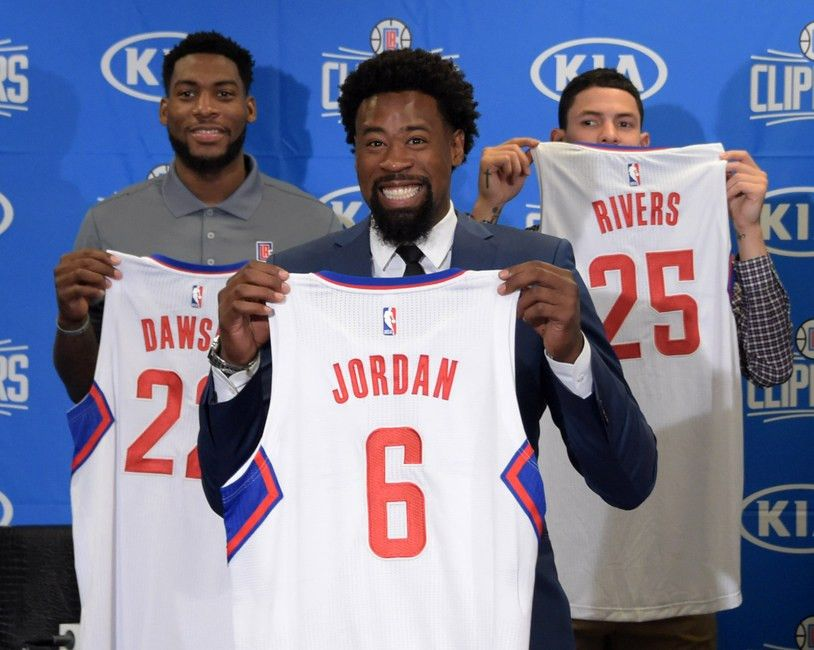 Los Angeles Clippers: A 2015-16 Depth Chart Preview