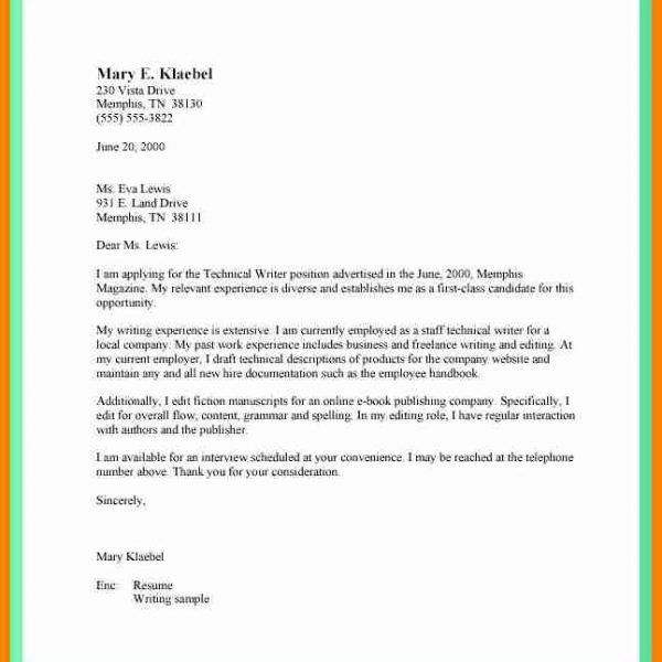 7 formal cover letter format autobiography format in formal