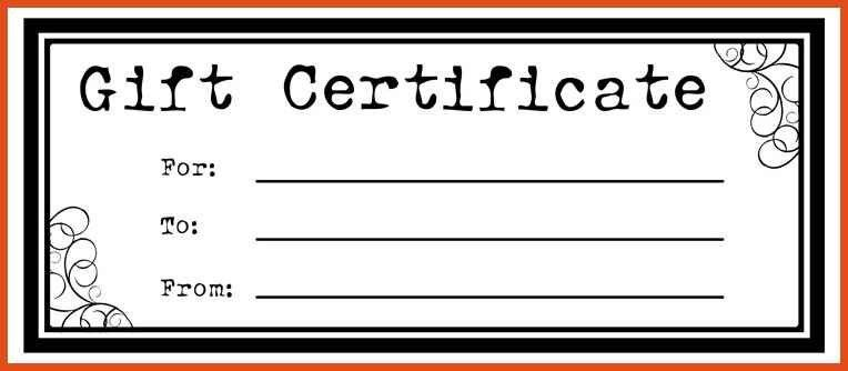 gift certificate template | moa format