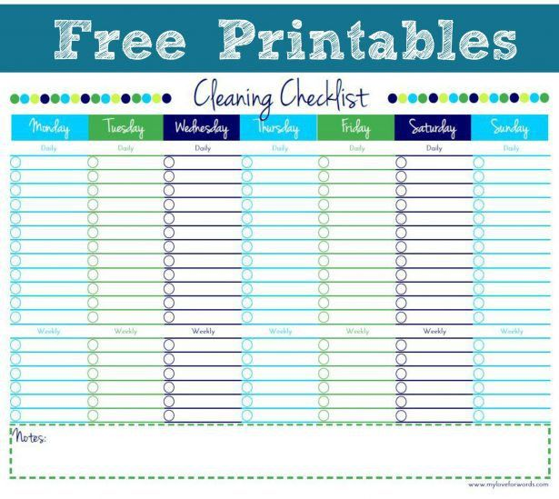 Checks Template Free Printable Checklist Templates Free Printable ...