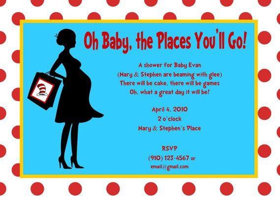 Dr Seuss Baby Shower Invitations Templates Ideas — All Invitations ...