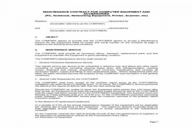 Manager Contract Template | Research Plan Example