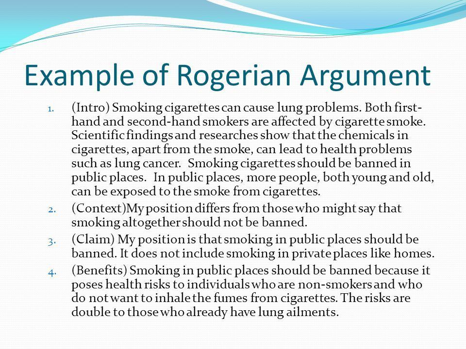 rogerian essay regulate the internet