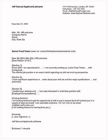 choose. how do make a cover letter. how do you make a cover letter ...