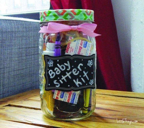 Survival Kit for Babysitters - LittleThings