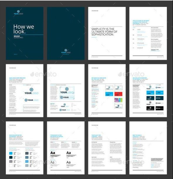 23+ Best Brand Guidelines Templates PSD & InDesign Download ...