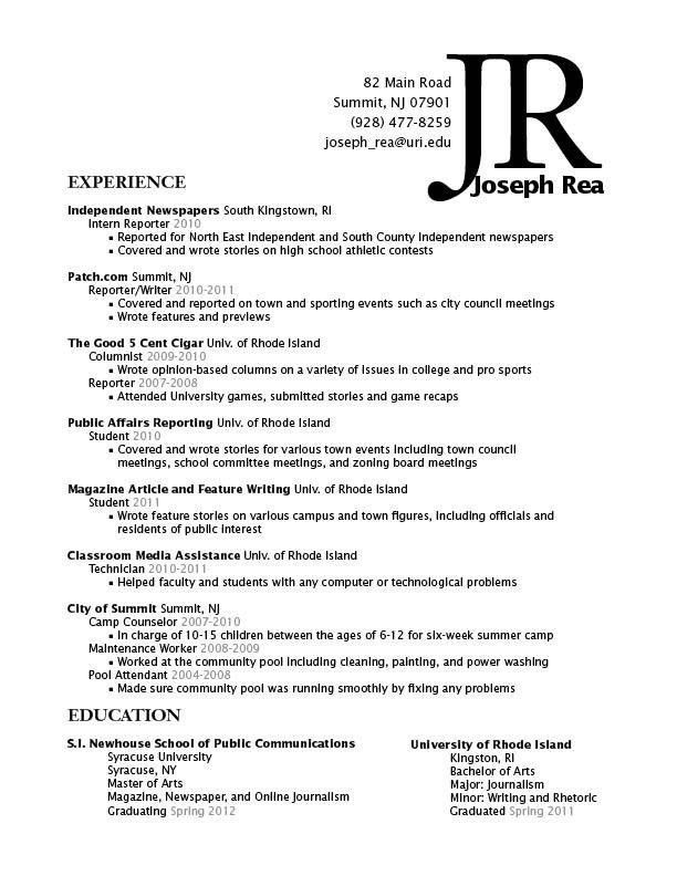 Resume Example Education Section. Resume. Ixiplay Free Resume Samples