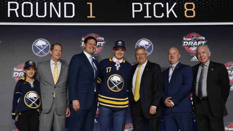 3 Minnesotans - 2 From Lakeville - Drafted in First Round of NHL ...