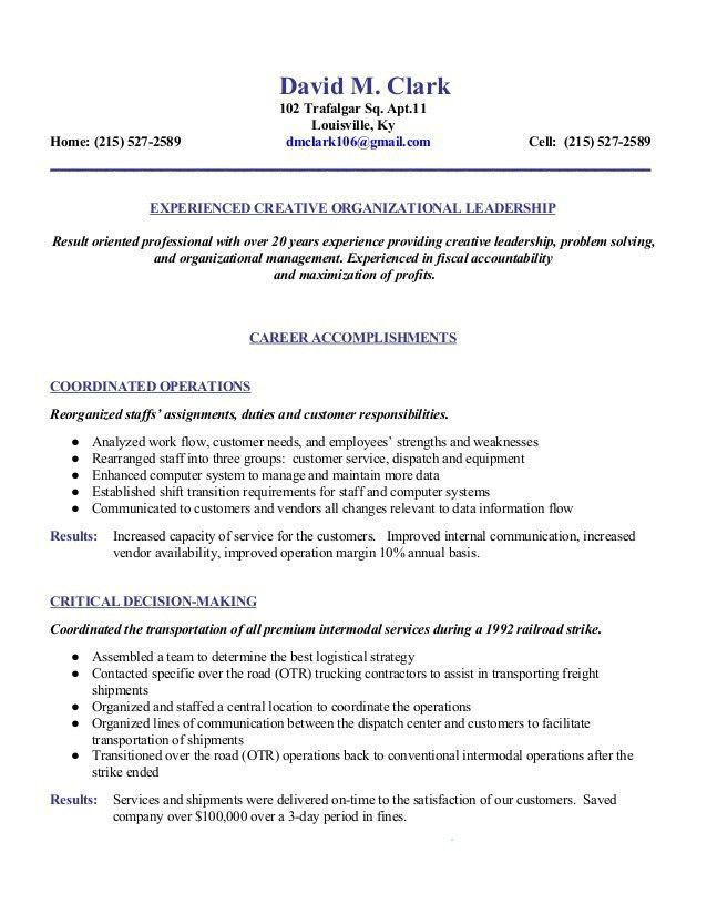 Example Google Docs Cover Letter Resume Template Google Docs ...