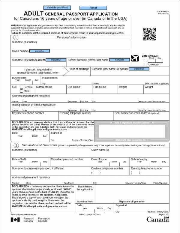 Dynamic QR Code on Passport Application – 2d-code