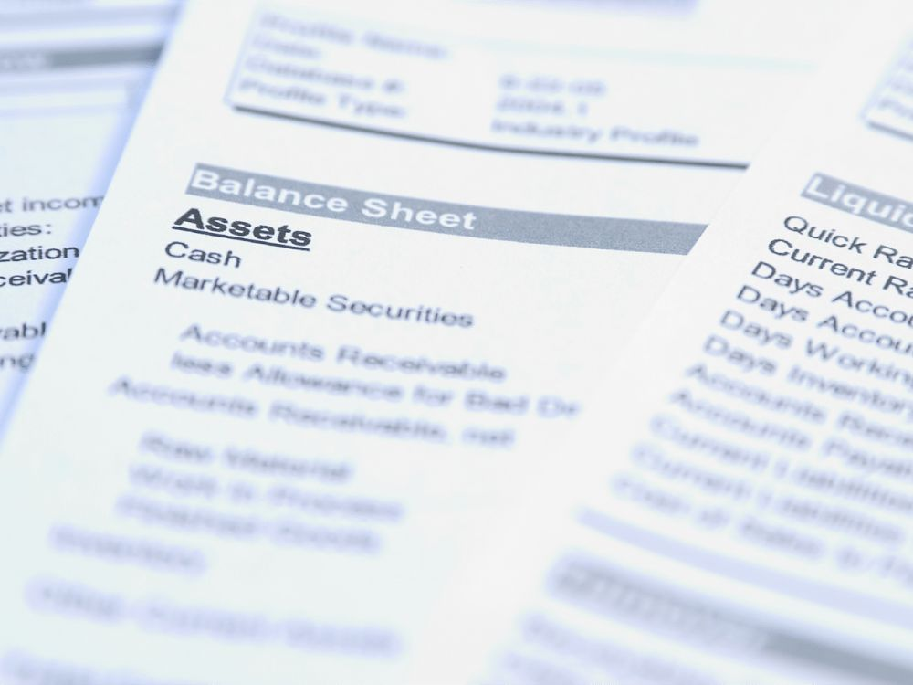 Personal Financial Statement Template for Your Business