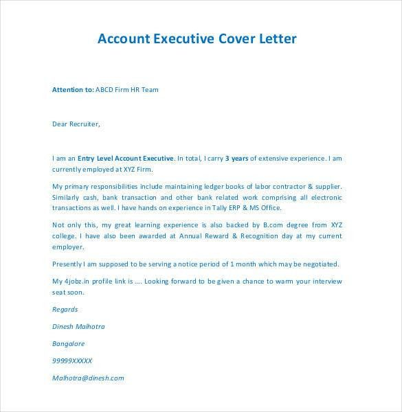 Download What Is A Cover Letter Supposed To Look Like ...