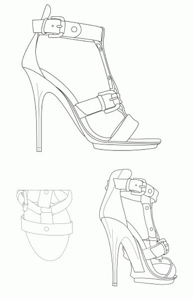Printable Fashion Figure Templates - Fashion Online Design ...