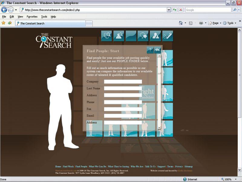 Custom Website Applications | Media Mechanic | Portland Oregon