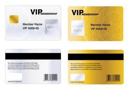 Membership & VIP cards | Card USA, Inc. – Card Manufacturing ...