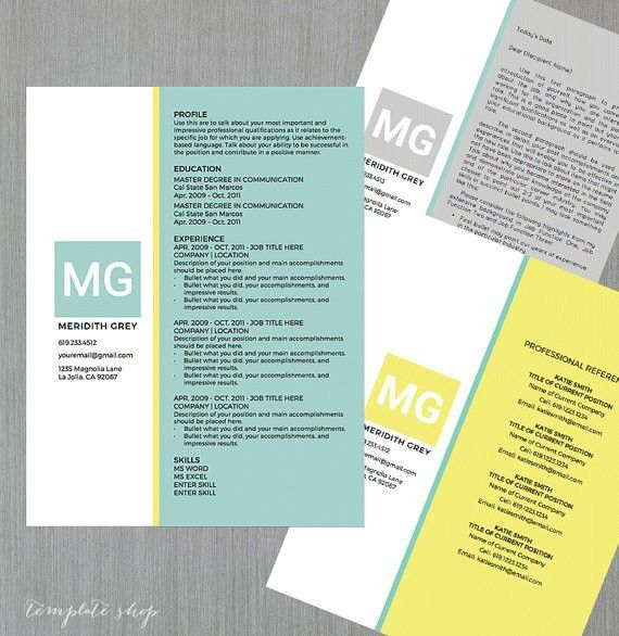 6 Colorful Resume Templates - Jobscan Blog