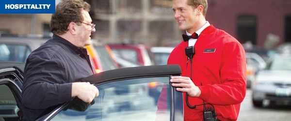Seven Questions for Any Valet Driver with a Two-Way Radio ...