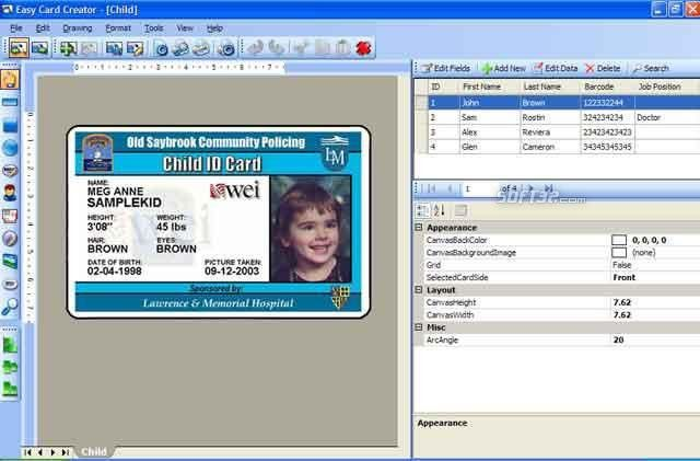 Download Easy Card Creator Free 11.20.60