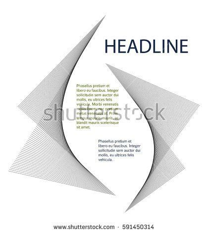 Vector Blue Simple Background Folded White Stock Vector 198601031 ...