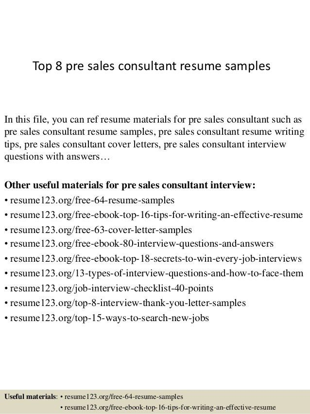 top-8-pre-sales-consultant-resume-samples-1-638.jpg?cb=1428136907