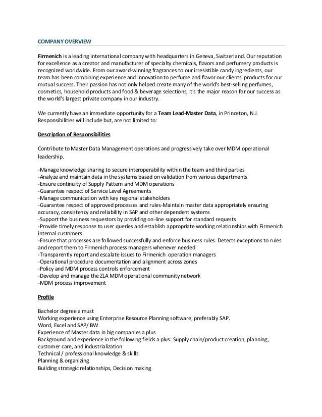 Objective Resume Samples #17210