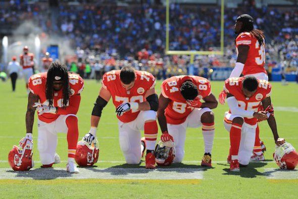 The Psychology of Taking a Knee - Scientific American Blog Network