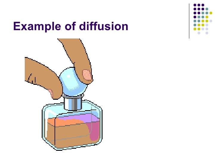 Chapter 3 Movement of Substances Lesson 1 - Diffusion and Osmosis