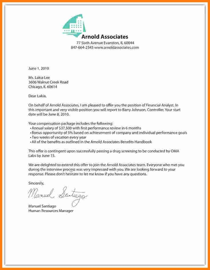 6+ job offer letter sample   ledger paper