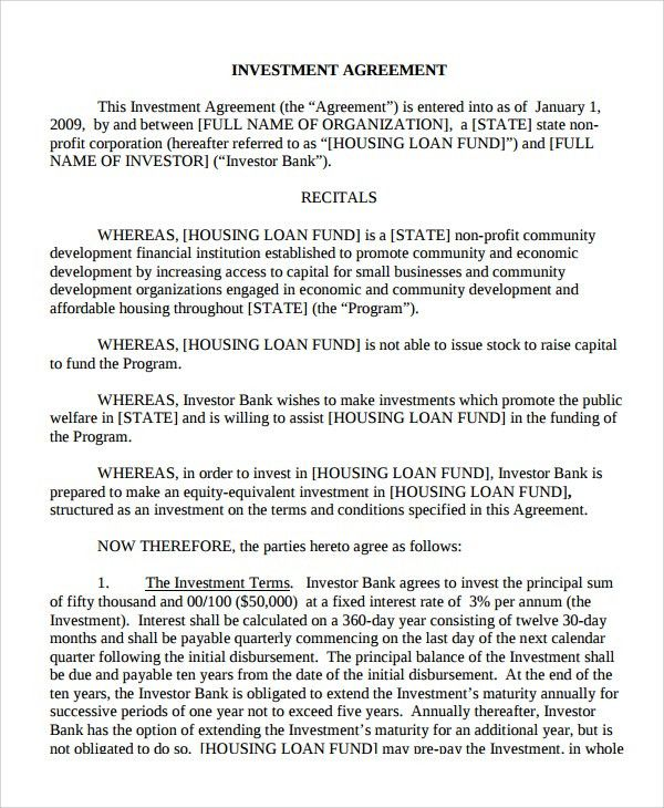 Sample Security Agreement. Hud Security Agreement Landlord Forms ...