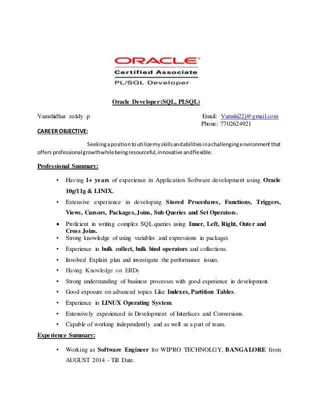 pl,sql resume