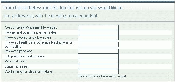 workplace environmental survey templates