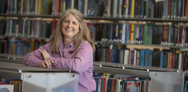 Bookless' library at Stanford's School of Engineering looks to the ...