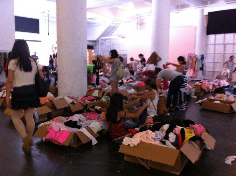 REVIEW: Wildfox Warehouse Sale | Handbag Honey