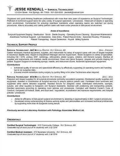 Surgical Technologist resumes | Indeed Resume Search